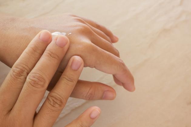Pleje af tør hud