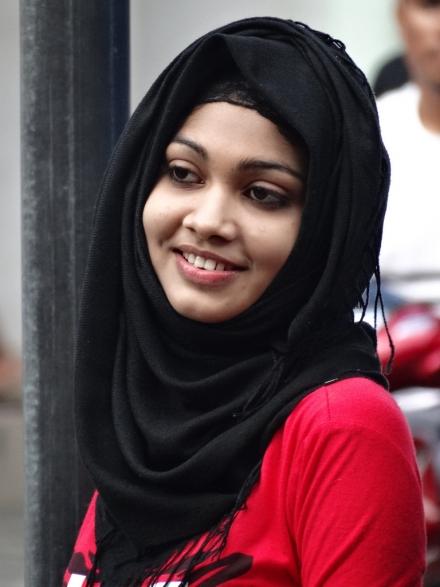 Stilen blandt muslimske kvinder, inspirerer os
