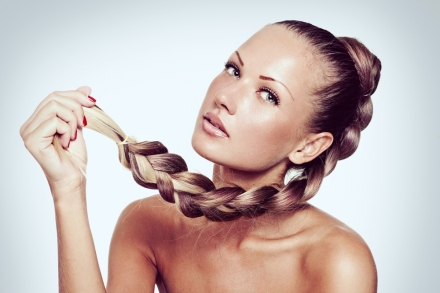 Inspiration til opsat hår