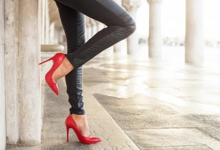 Stiletter/høje hæle – tips