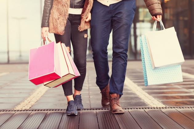 Spar tid og penge når du shopper