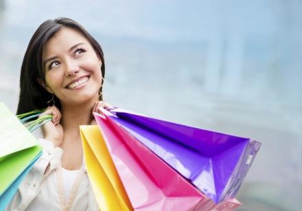 God forårs shoppingtur