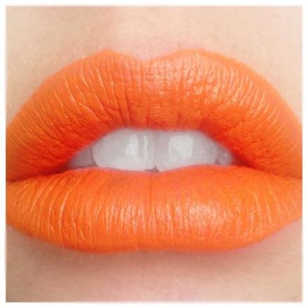 Orange læber