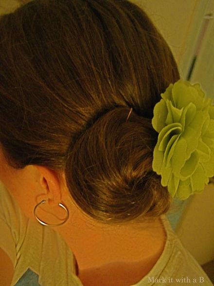 DIY – håropsætning