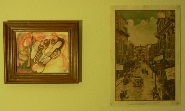 Kunst i hjemmet
