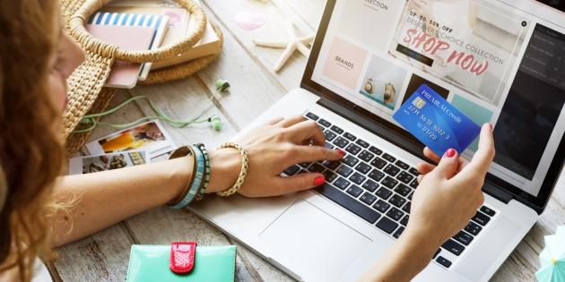 Spar mange penge når du shopper online