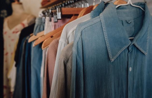 Mode og genbrug, så alle kan være med