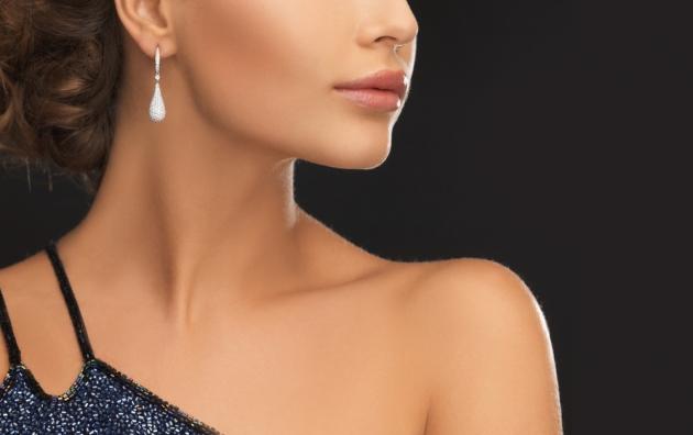 Smukke øreringe fra Julie Sandlau