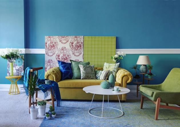 Trendfarver til dit hjem