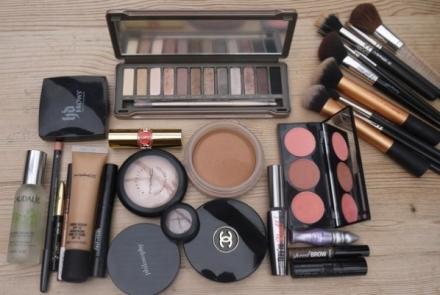 Perfekt hud – makeup