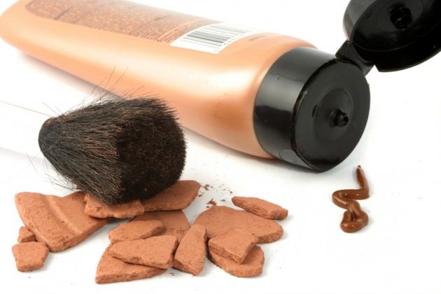 Bliv brun med selvbruner