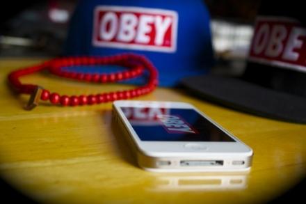 Skatermærket Obey er blevet stuerent