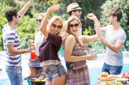 Bliv klar til forårets og sommerens mange fester med disse tips