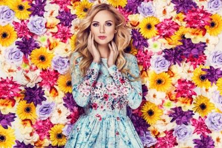Den danske modescene byder i højere grad på blomstrede designs