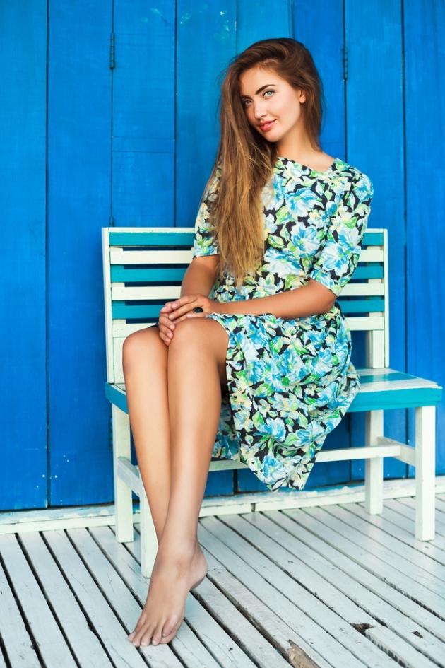 Sommergarderoben skal være sprudlende og farverig
